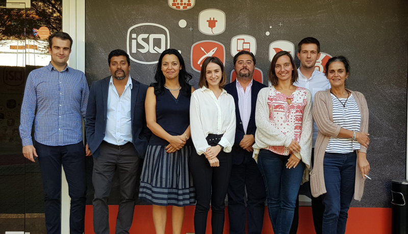 1st project meeting held in Portugal